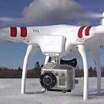 Drónok az utcákon: a tömegoszlatás új technológiája