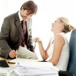 Szerelmi szálak az irodában