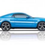 Dübörög a lóerő: a Shelby Mustang GT